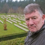 Australian Battlefields. Polygon Wood. Ypres Salient. Winter 2013