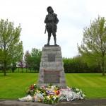 Bullecourt Digger Memorial