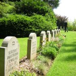 German Graves. St Symphorien