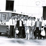 Hampstead Pals 1982. Verdun Police Station!