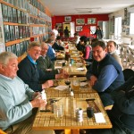 Lunch at Pozieres, 'Tommy Cafe' 2011