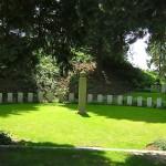 Mons. St Symphorien Cemetery