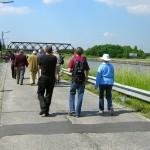 Nimy VC Bridge. Mons