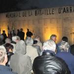The 9th of April Memorial Service. 2010