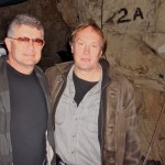 The Arras Tunnels. With Alain Jaques 2002