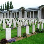 The beautiful Arras memorial