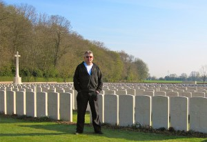 Tilloy British Cemetery. Arras