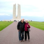 Stan & Marge Maclean. Private Pilgrimage from Canada with JN. 2012