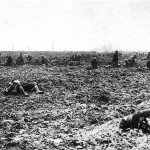 Vimy. Canadians mop up.