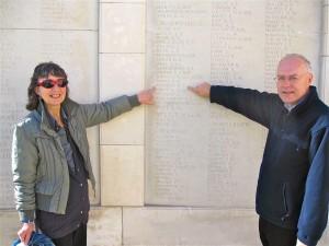 David and Kay Duel