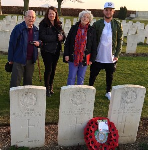 Mary Lynch & Family