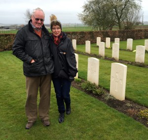 Paula & Alan Croft