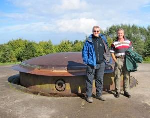 Dick Green & John Boitel-Gill, Verdun 2013