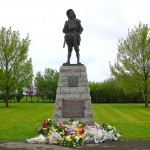Bullecourt Digger Memorial