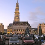 Christmas time. Arras. 2010