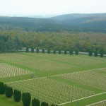From the top of the Ossaury Verdun