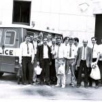 Hampstead Pals 1982. Verdun Police Station!